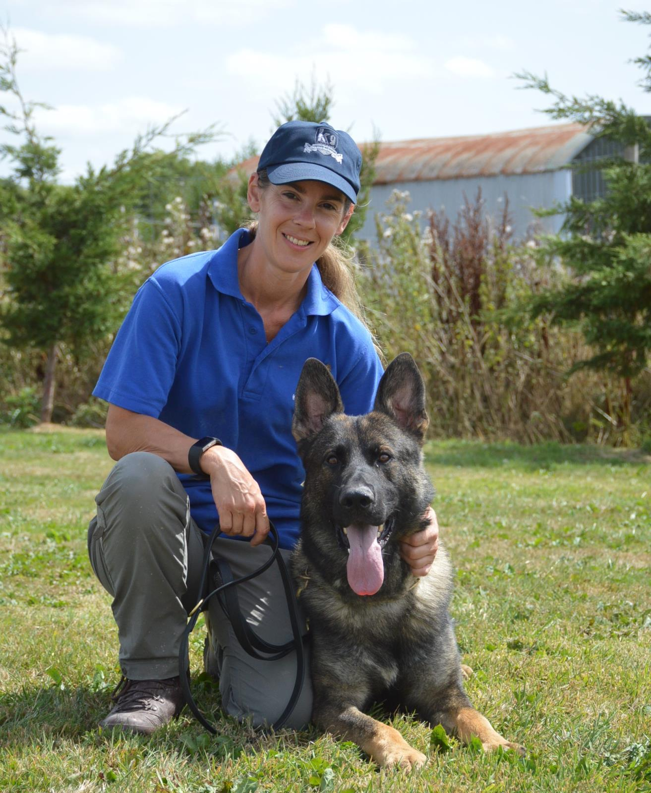 Protection Dog Trainer at K9 Protecter - Sian Beard