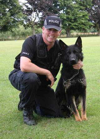 Protection dog trainer - Alaster Bly